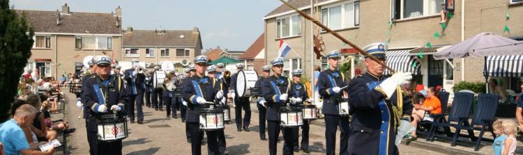 Bloemencorso Sint Jansklooster 2015