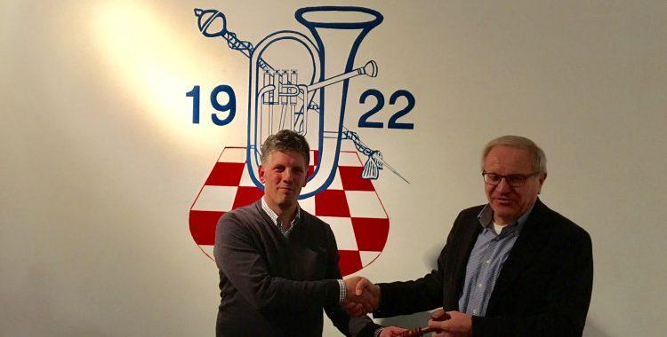Henk van der Woude nieuwe voorzitter