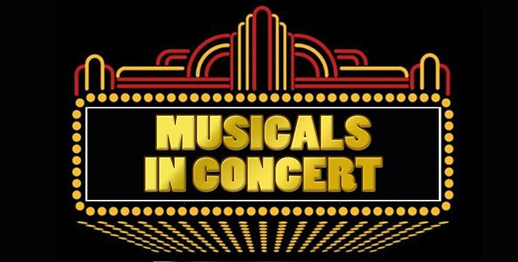 """Aankondiging """"Musicals in Concert"""""""